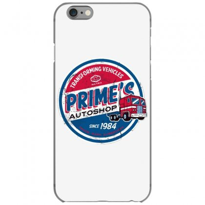 Prime's Autoshop Iphone 6/6s Case Designed By Milaart
