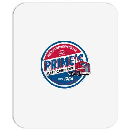 Prime's Autoshop Mousepad Designed By Milaart