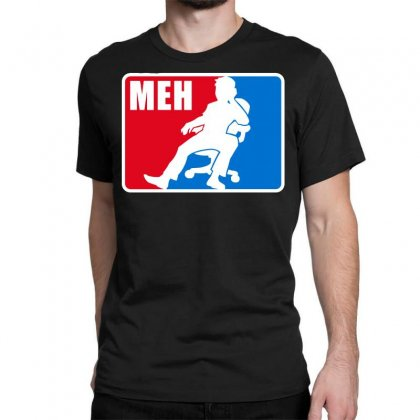 Pro Meh Classic T-shirt Designed By Milaart