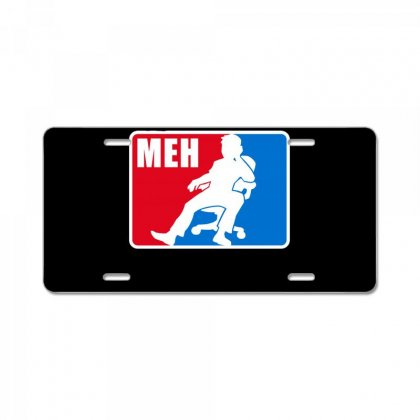 Pro Meh License Plate Designed By Milaart