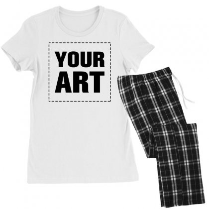 Your Design Name Women's Pajamas Set Designed By Yourusername