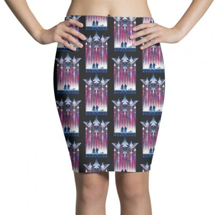 Maverick Pencil Skirts Designed By Creative Tees