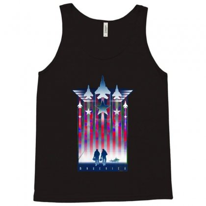 Maverick Tank Top Designed By Creative Tees