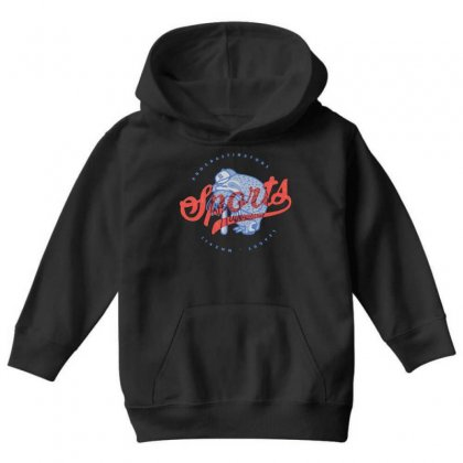 Procrastinators League Youth Hoodie Designed By Milaart