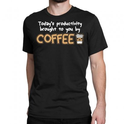 Productive Classic T-shirt Designed By Milaart