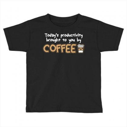 Productive Toddler T-shirt Designed By Milaart