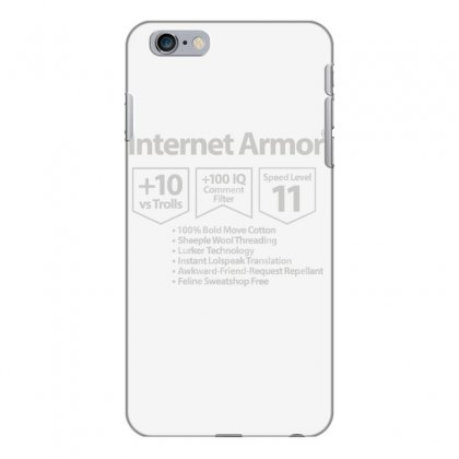 Protect Yourself Iphone 6 Plus/6s Plus Case Designed By Milaart