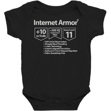 Protect Yourself Baby Bodysuit Designed By Milaart