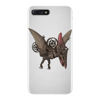 Pterodactyl Projector Iphone 7 Plus Case Designed By Milaart