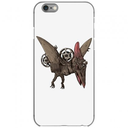 Pterodactyl Projector Iphone 6/6s Case Designed By Milaart