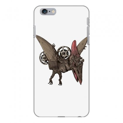 Pterodactyl Projector Iphone 6 Plus/6s Plus Case Designed By Milaart