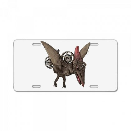 Pterodactyl Projector License Plate Designed By Milaart