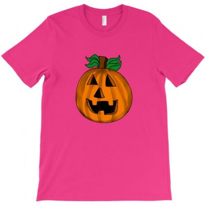 The Killer Pumpkin T-shirt Designed By Ahmadjufriyanto