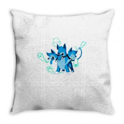 Pup In Training Throw Pillow Designed By Milaart