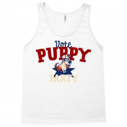 puppy politics Tank Top | Artistshot