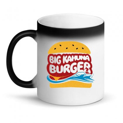 Big Kahuna Burger Magic Mug Designed By Ahmadjufriyanto