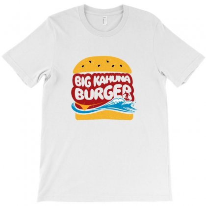 Big Kahuna Burger T-shirt Designed By Ahmadjufriyanto