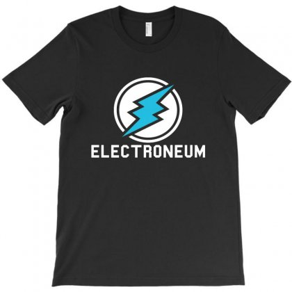 Professional Electroneum T-shirt Designed By Creative Tees
