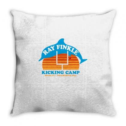 Ray's Kids Throw Pillow Designed By Milaart
