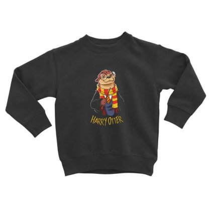 Funny Harry Toddler Sweatshirt Designed By Disgus_thing