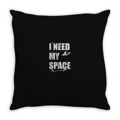 Space Throw Pillow Designed By Disgus_thing