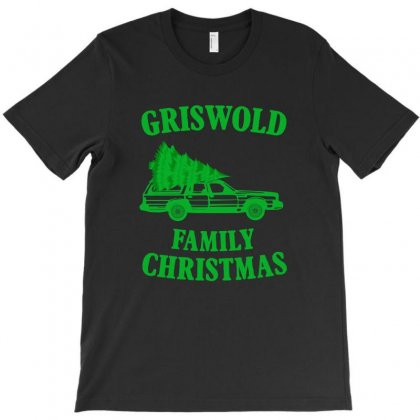 Griswold Family Christmas For Dark T-shirt Designed By Hasret