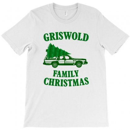 Griswold Family Christmas For Light T-shirt Designed By Hasret