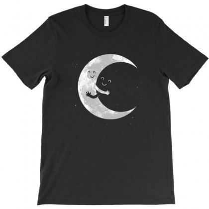 Moon T-shirt Designed By Disgus_thing