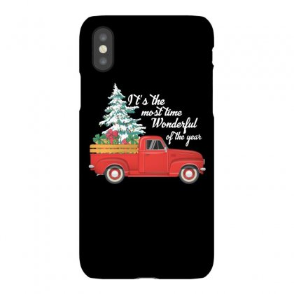 It' S The Most Time Wonderful Of The Year Iphonex Case Designed By Gurkan