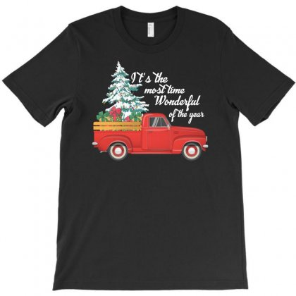 It' S The Most Time Wonderful Of The Year T-shirt Designed By Gurkan