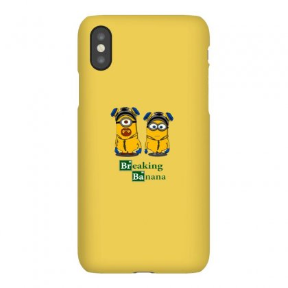 Banana Iphonex Case Designed By Disgus_thing