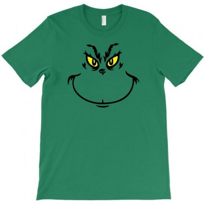 The Grinch T-shirt Designed By Gurkan