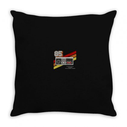 85 Throw Pillow Designed By Disgus_thing