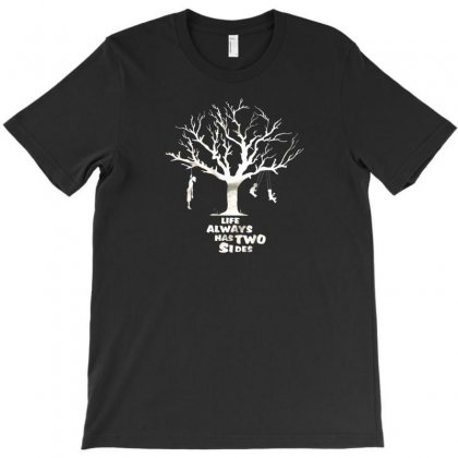 Life T-shirt Designed By Disgus_thing