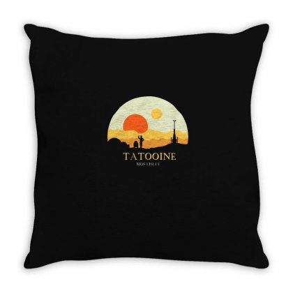 Retro Throw Pillow Designed By Disgus_thing