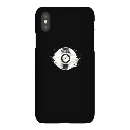 Record Iphonex Case Designed By Disgus_thing