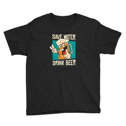 Water Youth Tee Designed By Disgus_thing