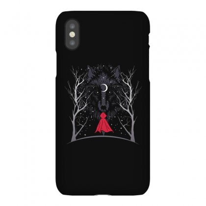 Red Iphonex Case Designed By Disgus_thing