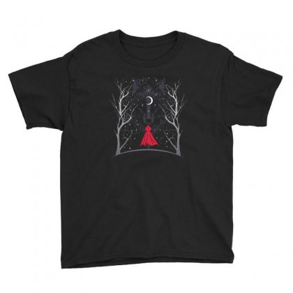 Red Youth Tee Designed By Disgus_thing