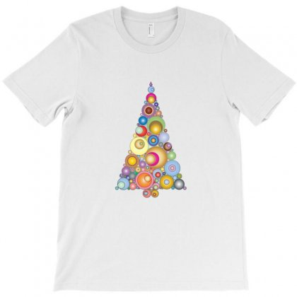 Christmas Tree T-shirt Designed By Zein