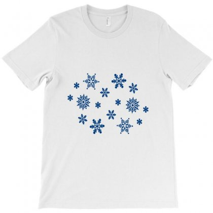 Snowing Day T-shirt Designed By Zein
