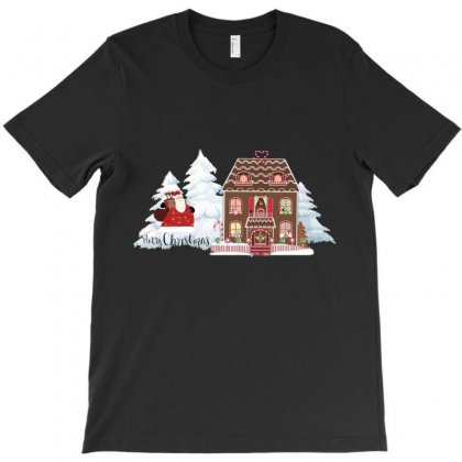 Christmas Time T-shirt Designed By Zein