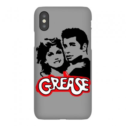 Grease Love Iphonex Case Designed By Blackheart