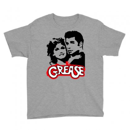Grease Love Youth Tee Designed By Blackheart
