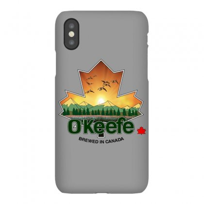 O'keefe Brewery Iphonex Case Designed By Blackheart