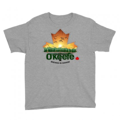 O'keefe Brewery Youth Tee Designed By Blackheart