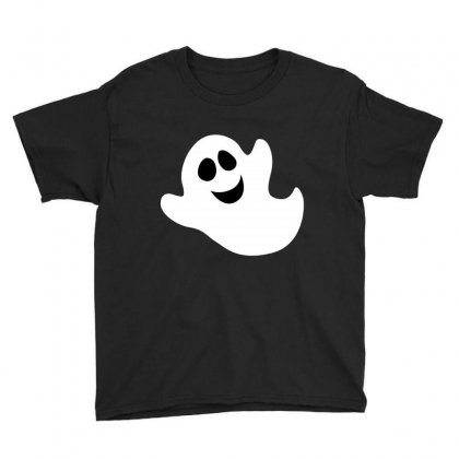 Boo (4) Youth Tee Designed By Moneyfuture17