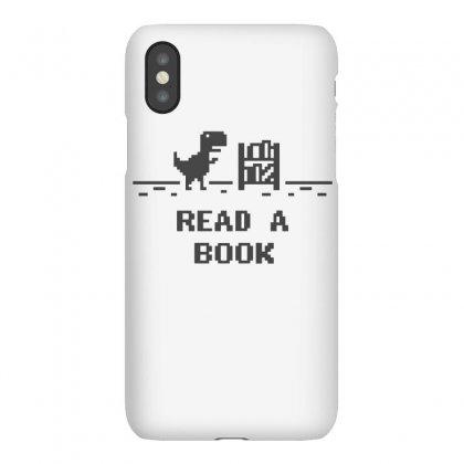 Reading Dino Iphonex Case Designed By Milaart