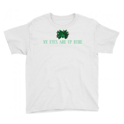 Respect Medusa Youth Tee Designed By Milaart