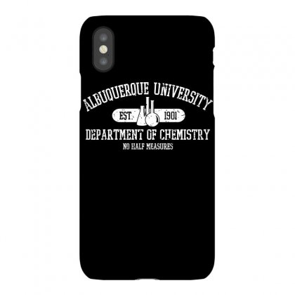 Respect The Chemistry Iphonex Case Designed By Milaart